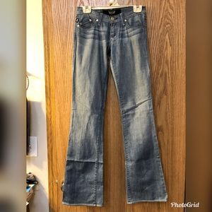 Rock & Republic jeans flared 25 nwot